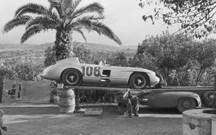 16 de Outubro de 1955: Moss e Mercedes derrotaram Ferrari
