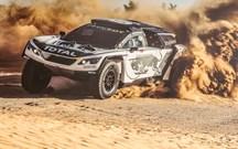 3008 DKR é o trunfo Peugeot para o Dakar