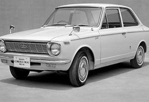 HOJE HÁ 50 ANOS: Apresentado o primeiro Toyota Corolla