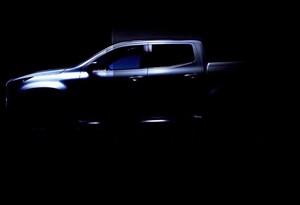 """Mercedes Pick Up: """"Teaser"""" revela linhas antes da estreia de dia 25"""