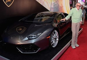 Lamborghini Huracán é protagonista no filme do Doutor Estranho