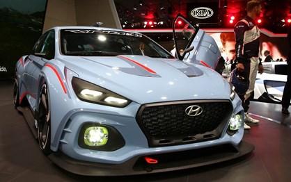Hyundai RN30 Concept aponta caminho para o futuro i30N
