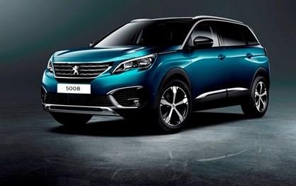 Peugeot 5008 chega na Primavera