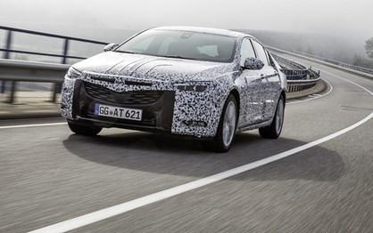 Opel mostra primeiras imagens oficiais do novo Insignia