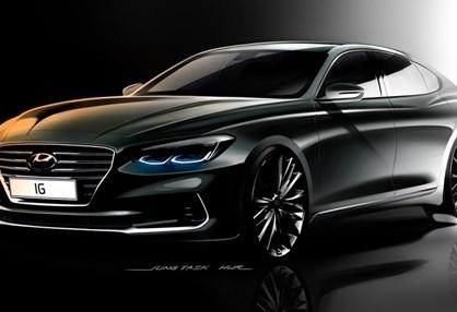 Hyundai desvenda o novo Azera