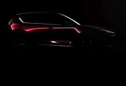 Novo Mazda CX-5 vai estrear-se no salão de Los Angeles