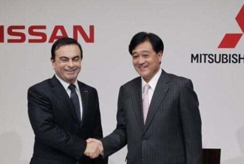Oficial: Nissan torna-se no maior accionista da Mitsubishi
