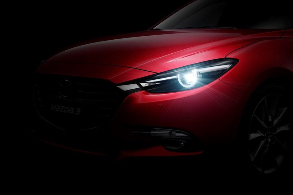 Mazda 3 CS