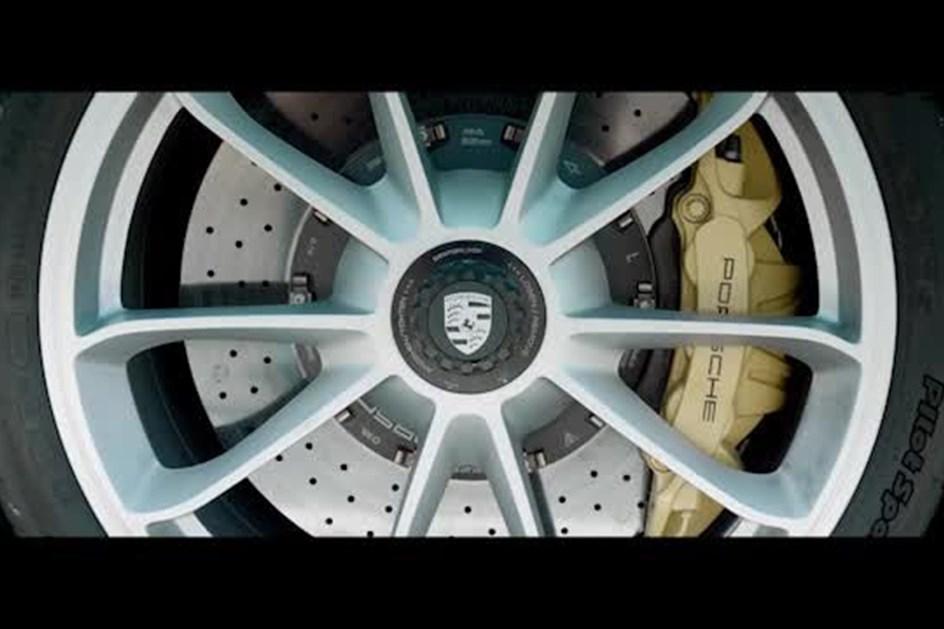 Porsche 911 R está esgotado