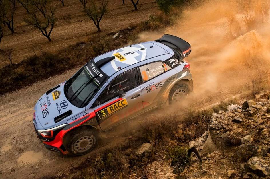 WRC Catalunha: Título de Ogier e vídeos dos acidentes