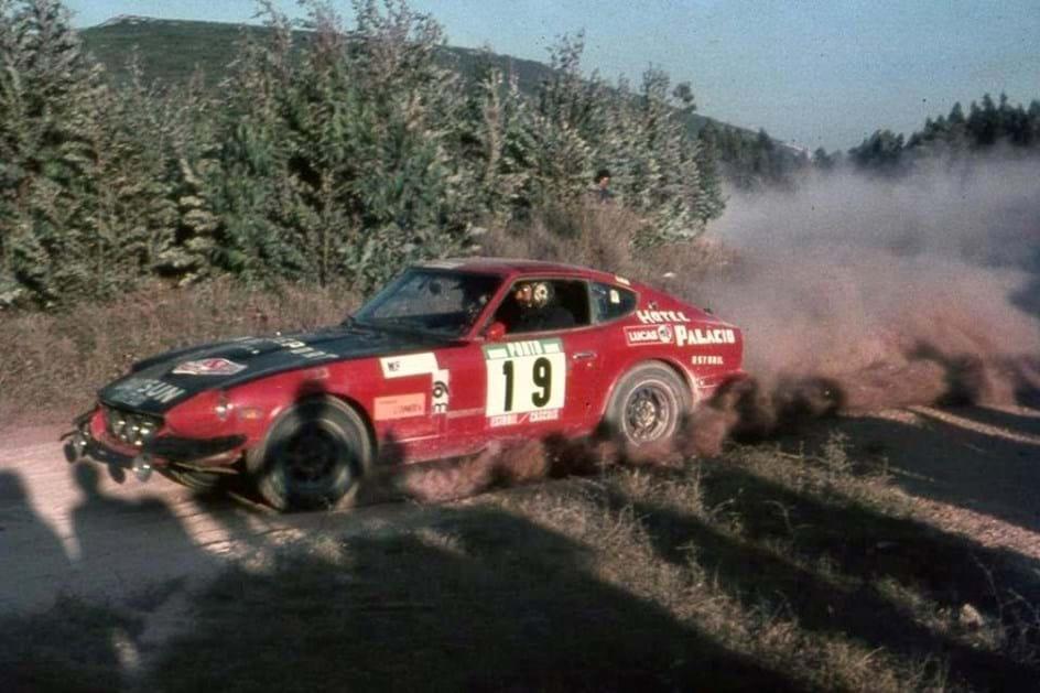 Tudo começou no início dos anos 70 com o 240Z...