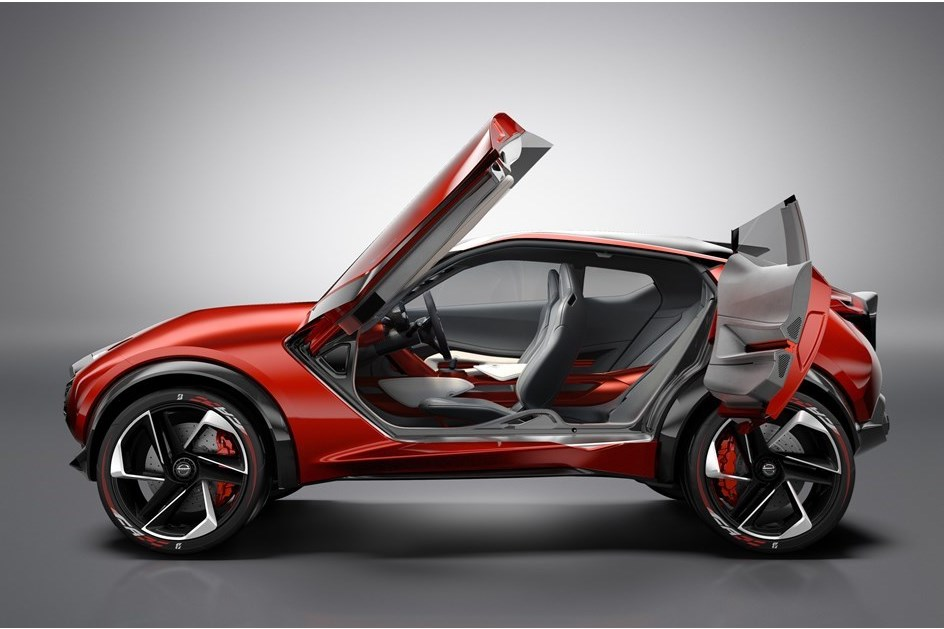 Nissan Gripz Concept