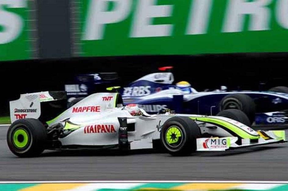 HOJE HÁ 7 ANOS: Jenson Button Campeão do Mundo de F1