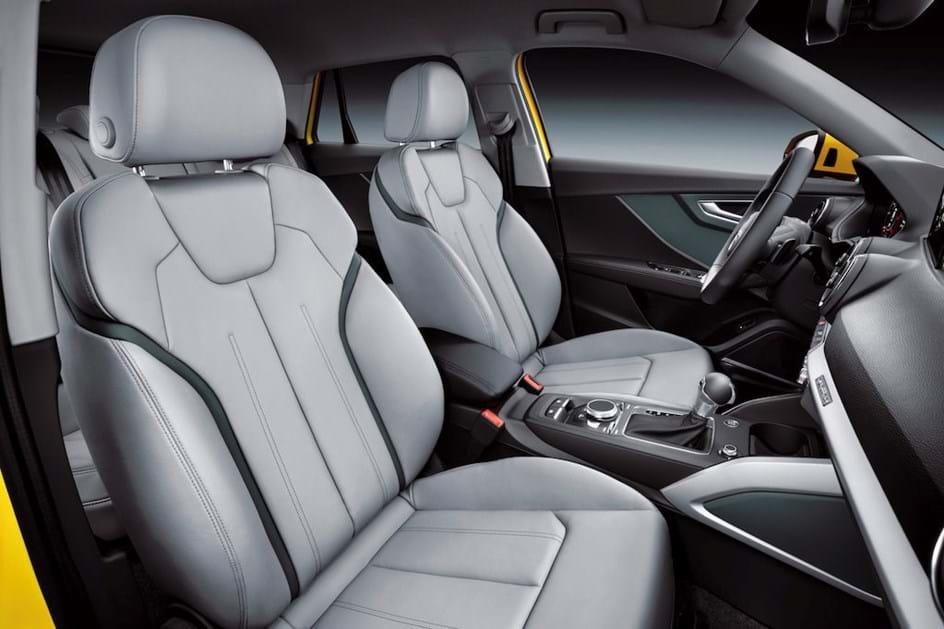 Preços do novo Audi Q2 1.6 TDI