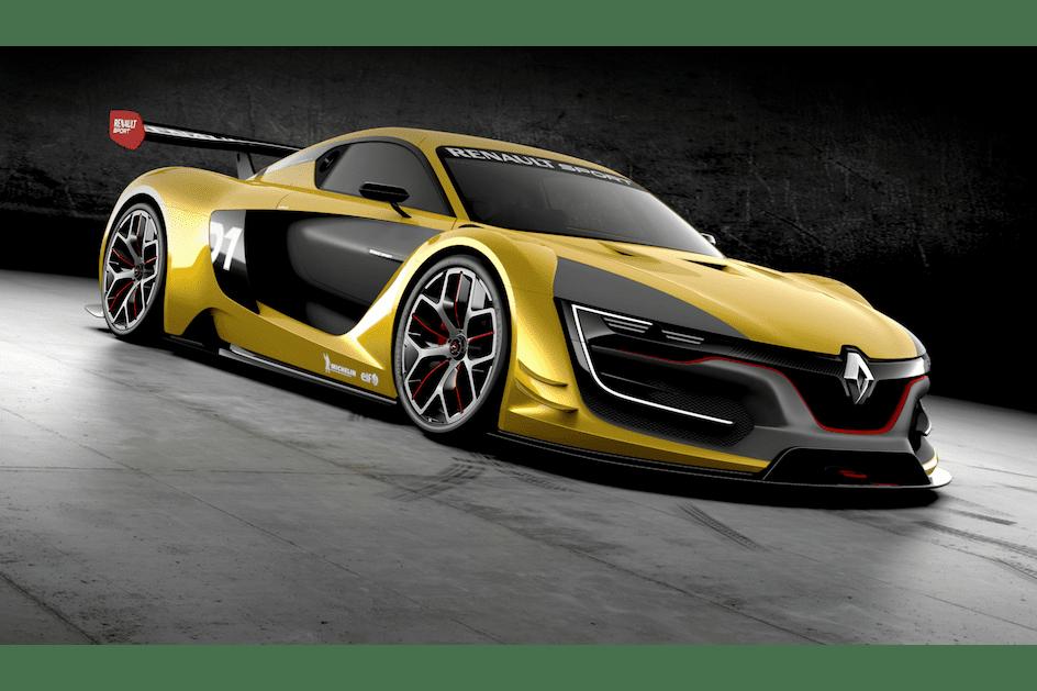 Adeus ao Renault R.S.01 ou até à vista...