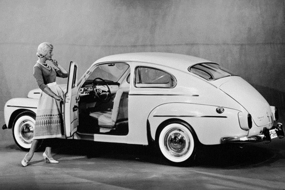 HOJE HÁ 51 ANOS: O último Volvo 544