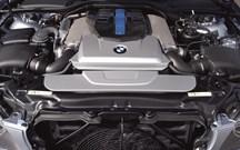 28 de Novembro de 2006: BMW Hydrogen 7 no Salão de Los Angeles