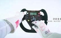 A evolução dos volantes da F1 ao longo de 59 anos
