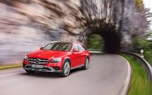 Mercedes Classe E All-Terrain chega na Primavera