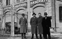 1 de Dezembro de 1914: Parabéns Maserati