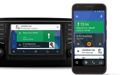 Já pode usar o sistema Android Auto mesmo sem ter carro!