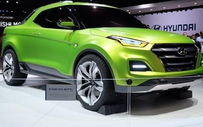 Hyundai também aposta nas pick ups