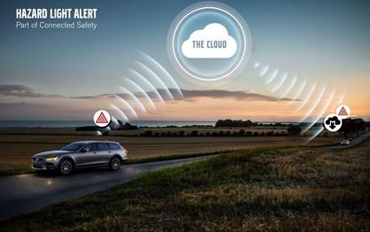 Volvo apresenta novas soluções de segurança conectada