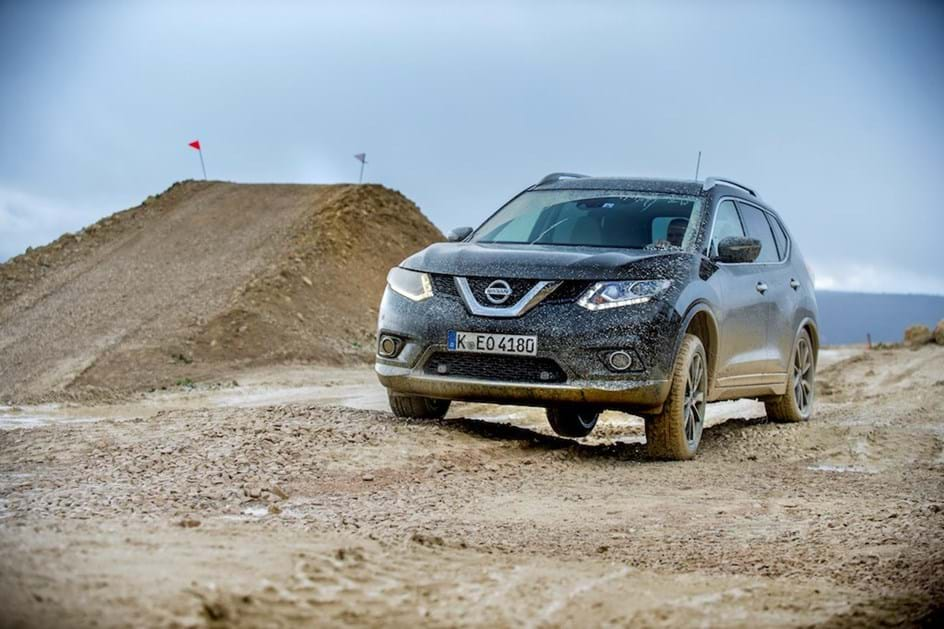 Guiámos o novo Nissan X-trail 2.0 dCi