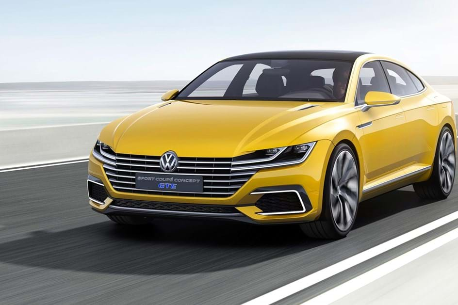 VW promove Arteon para esquecer CC…