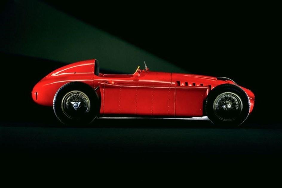 29 de Novembro de 1906: Nasceu a Lancia