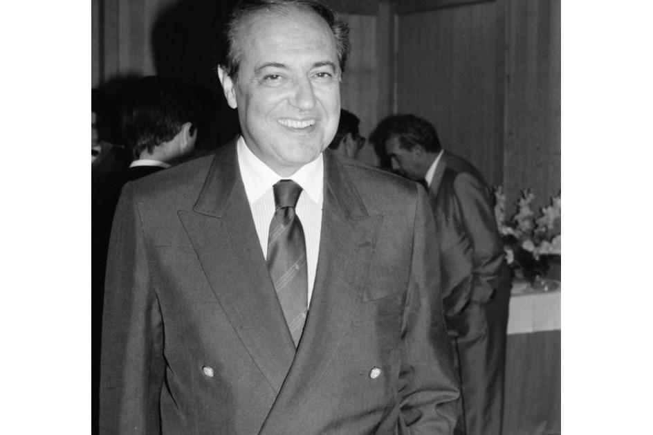 HOJE HÁ 19 ANOS: adeus a Alfredo César Torres