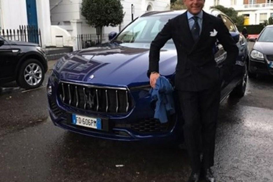 Herdeiro da Fiat acusado de simular o próprio rapto