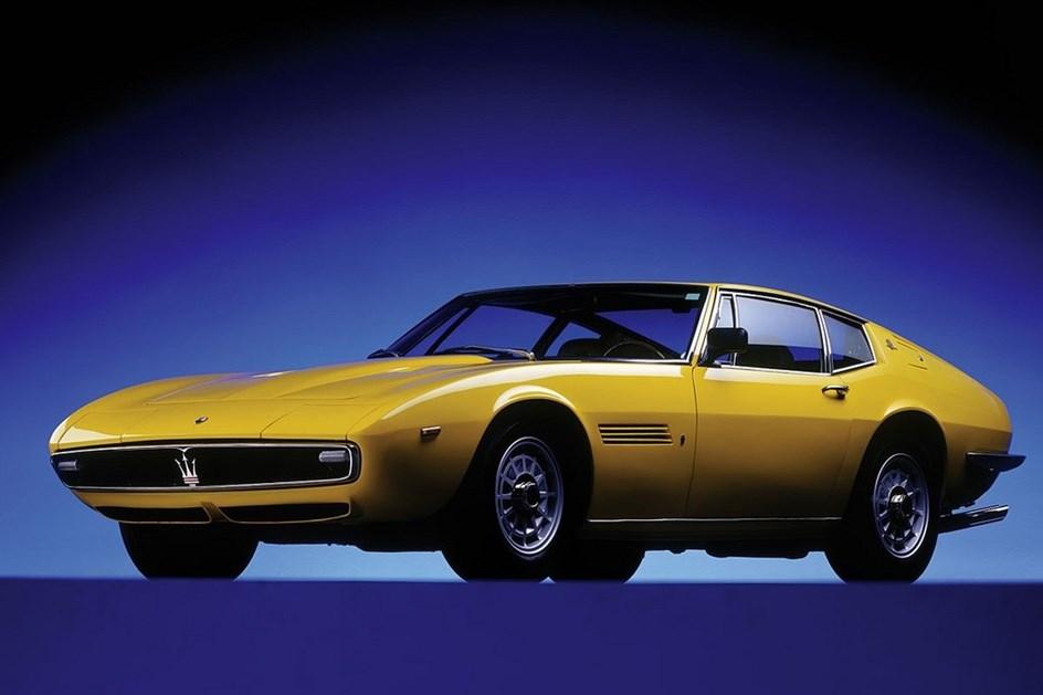 HOJE HÁ 102 ANOS: Parabéns Maserati