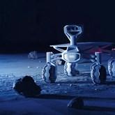 Audi a caminho da Lua!