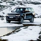 Num Range Rover, à caça das melhores imagens da Noruega