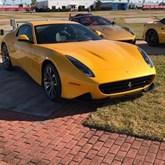 Este Ferrari é peça única no Mundo!