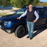 Guiámos o novo Dacia Duster com caixa automática EDC