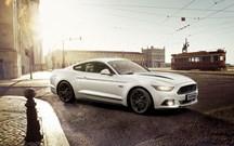 """Ford Mustang """"ganha"""" novas versões na Europa"""