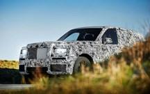 Tudo o que já se sabe do Cullinan, o… SUV da Rolls-Royce!