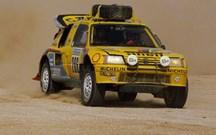 Peugeot: 30 anos de história no Rali Dakar