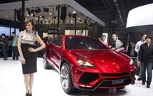 "Lamborghini Urus será o primeiro ""touro"" híbrido"