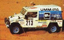 1 de Janeiro de 1982: UMM à partida do Dakar