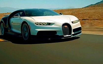 Bugatti não tem mãos para as encomendas!