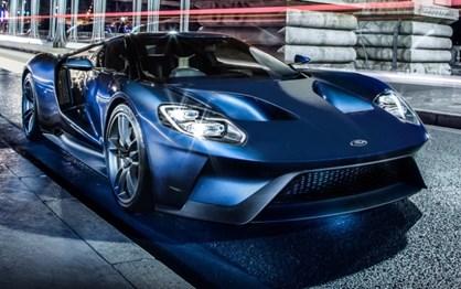 """Ford já começou as entregas do """"super"""" GT"""