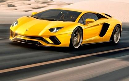 Lamborghini já desvendou o novo Aventador S