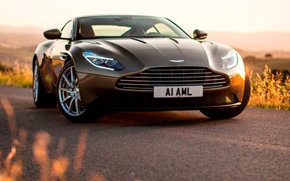 Aston Martin DB 11: a eficácia aerodinânica