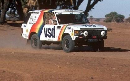 10 carros que fazem a história do Dakar