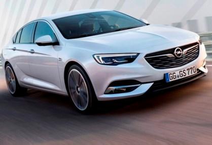 Revelado o novo Opel Insignia Grand Sport!