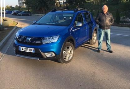 Guiámos o novo Dacia Sandero Stepway