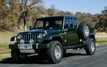 Pick up da Jeep está confirmada
